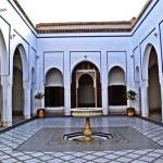 El Palacio Bahía, en la Medina de Marrakech