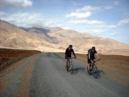 Ciclismo en Marruecos