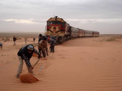 Tren Oriental Desert Express