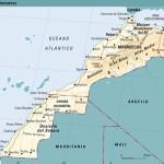 Ciudades de Marruecos, geografía política