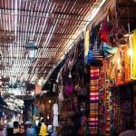 Compras típicas en Marruecos