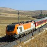 Viajar en tren por Marruecos