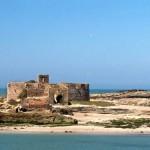 La isla Mogador, en Essaouira