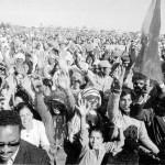 La Marcha Verde en el Sáhara occidental