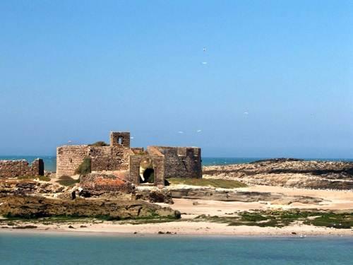 Isla Mogador Essaouira