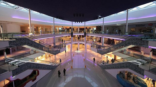 Morocco Mall, compras en Casablanca