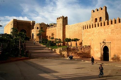 Visita el Museo Oudaias, elegancia y lujo en Rabat