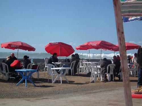Comer en Rabat