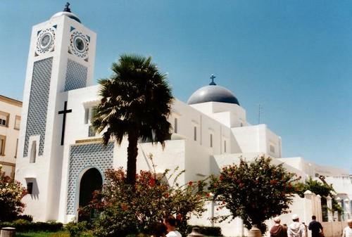 Iglesia de San Andres en Tanger