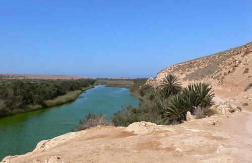 Parque Nacional Souss Massa, excursión desde Agadir