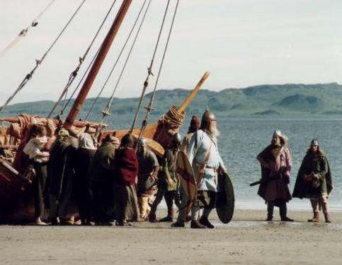 De cuando los vikingos llegaron a Marruecos
