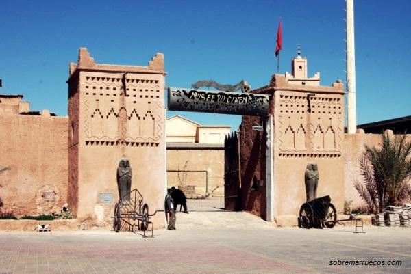 museo-del-cine-en-ouarzazate