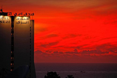 Agadir, marroquí con aires europeos