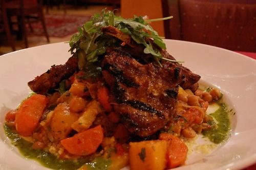 Cuscus, el plato mas reconocido de Marruecos
