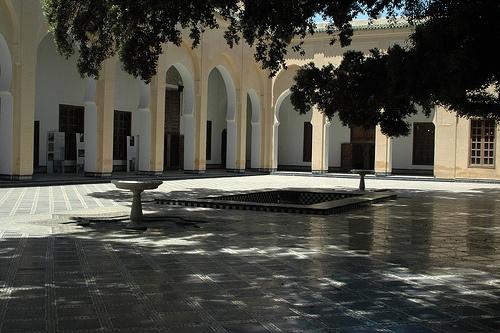 Museo Dar Batha, bello palacio en Fez