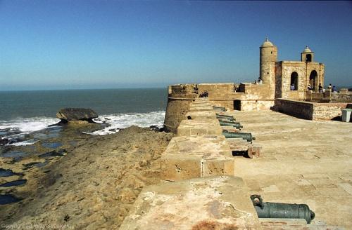 Murallas de la Medina de Essaouira