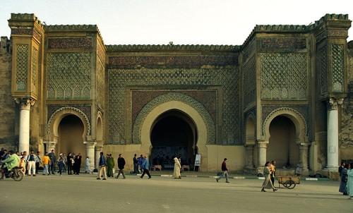Meknes, ciudad imperial