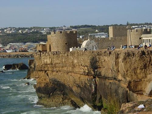 Castillo Dar el Bahar en Safi