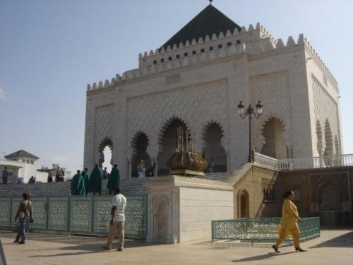 Mausoleo del Rey Mohammed V