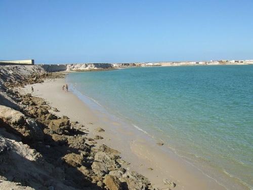 Playas de Dajla
