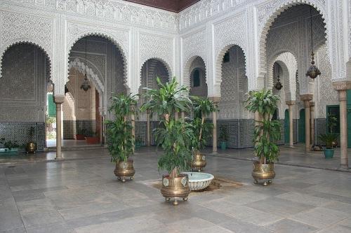 Mahkama du Pacha en Casablanca