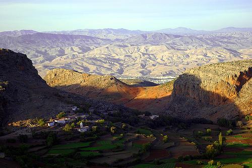 Taza, la ciudad antigua y el jerife ladrón