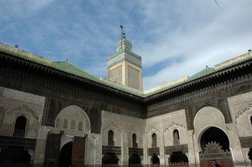 Madraza Bou Inania, belleza islámica en Fez