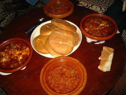 Especias, clave de la cocina de Marruecos
