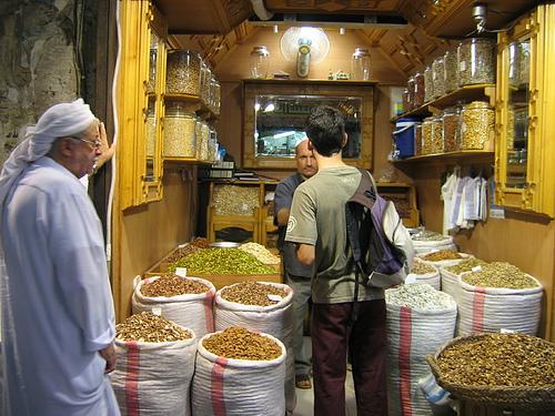 El arte de regatear en Marruecos