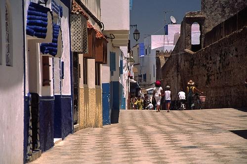 Calles de Arcila