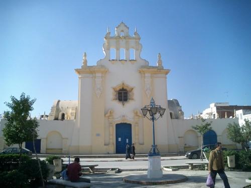 Iglesia de Martil