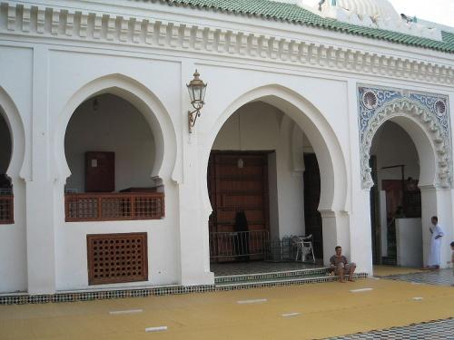 Mezquita Karaouine en Fez