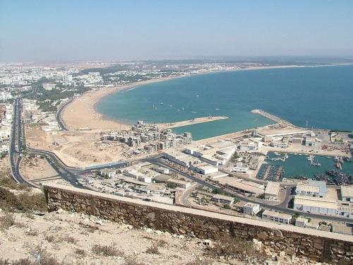 Un breve recorrido por Agadir