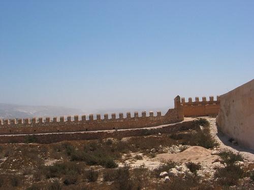 Kasbah en Agadir