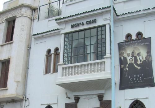 Ricks cafe Casablanca