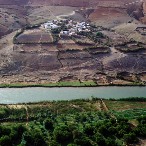 La Kasbah de Boulaouane y el vino gris