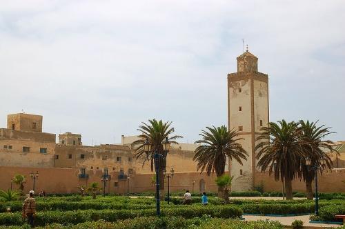 Paseo por las calles de Essaouira
