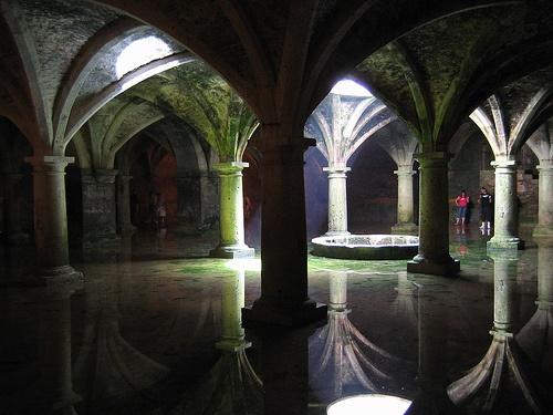 Cisterna en El Yadida