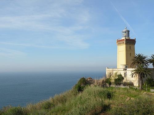Cabo Spartel cerca a Tanger