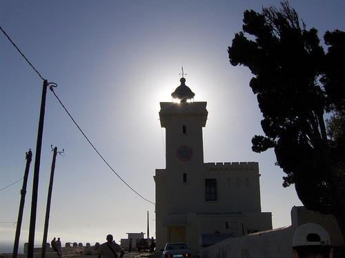 Cabo Malabata cerca a Tanger