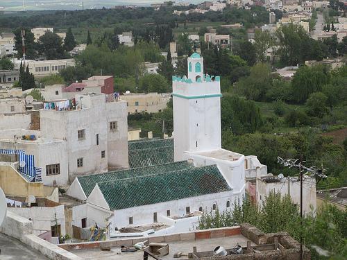 Bhalil, la Antigua Fez y las casas-cueva