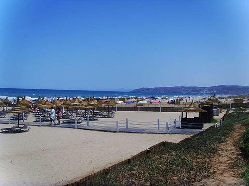 Disfrutar de las playas y el agua en Saidia