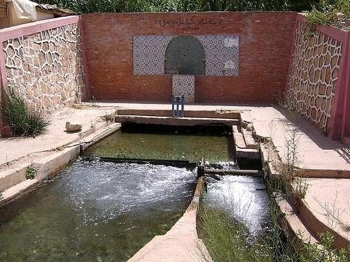 Aguas curativas de Abaynou