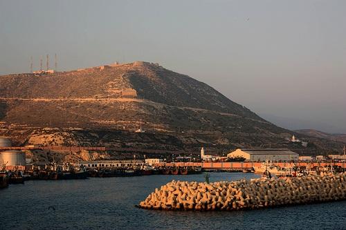 Puerto de Agadir
