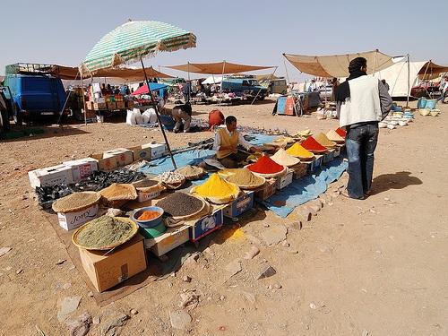 Mercado de Agdz