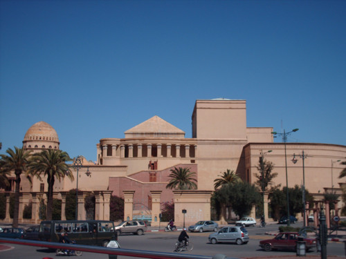 Teatro Royal de Marrakech