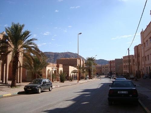 Calles de Zagora