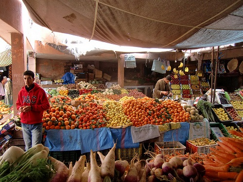 Mercado en Tiznit