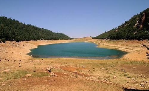 Lago Afennourir