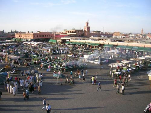 Plaza Jamaa el fna